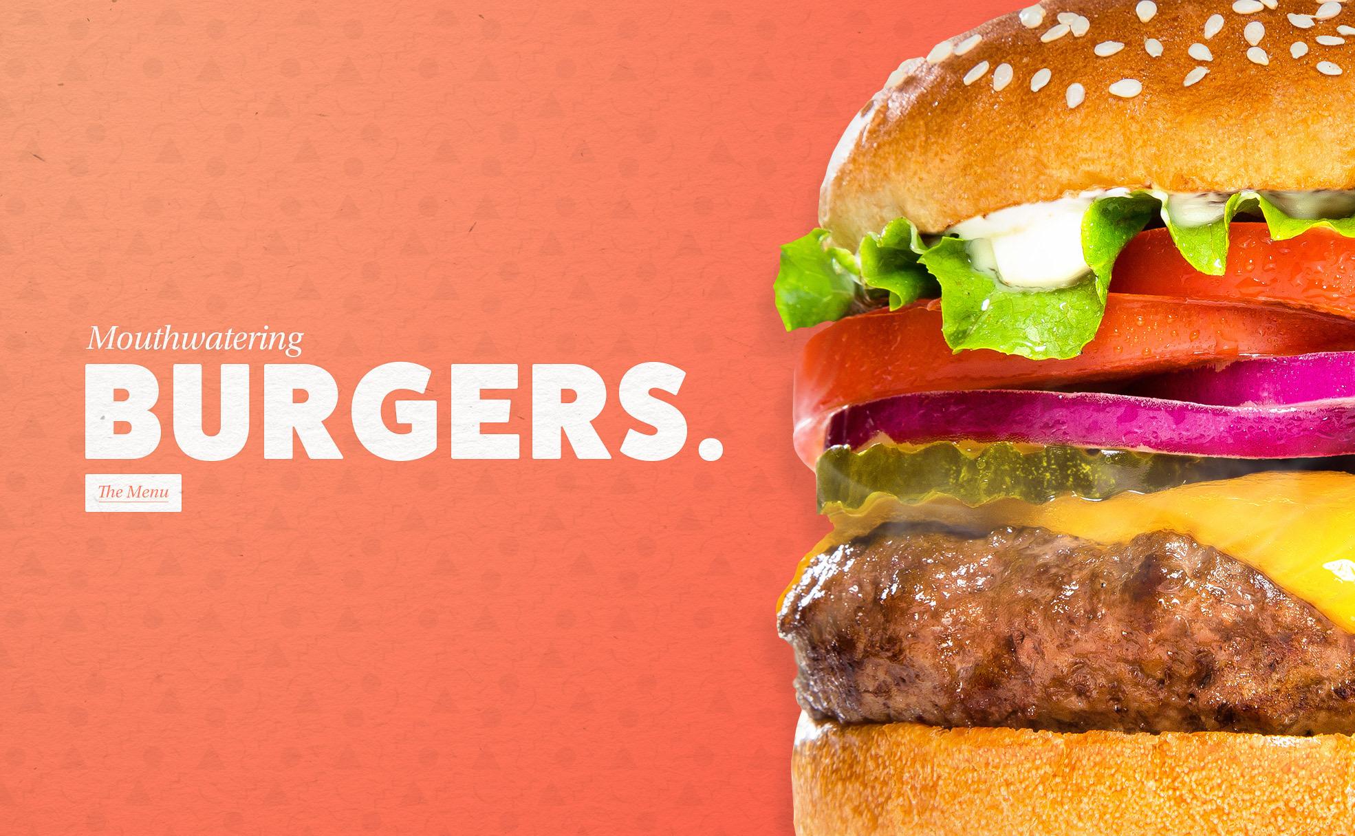Burgers At Bummz